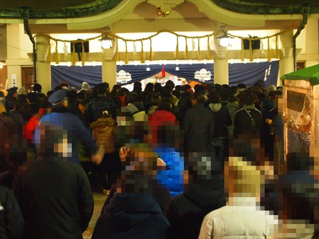 徳島えびす祭り 通町のおいべっさん 行列 十日えびす 本えびす 2019年1月10日 事代主神社