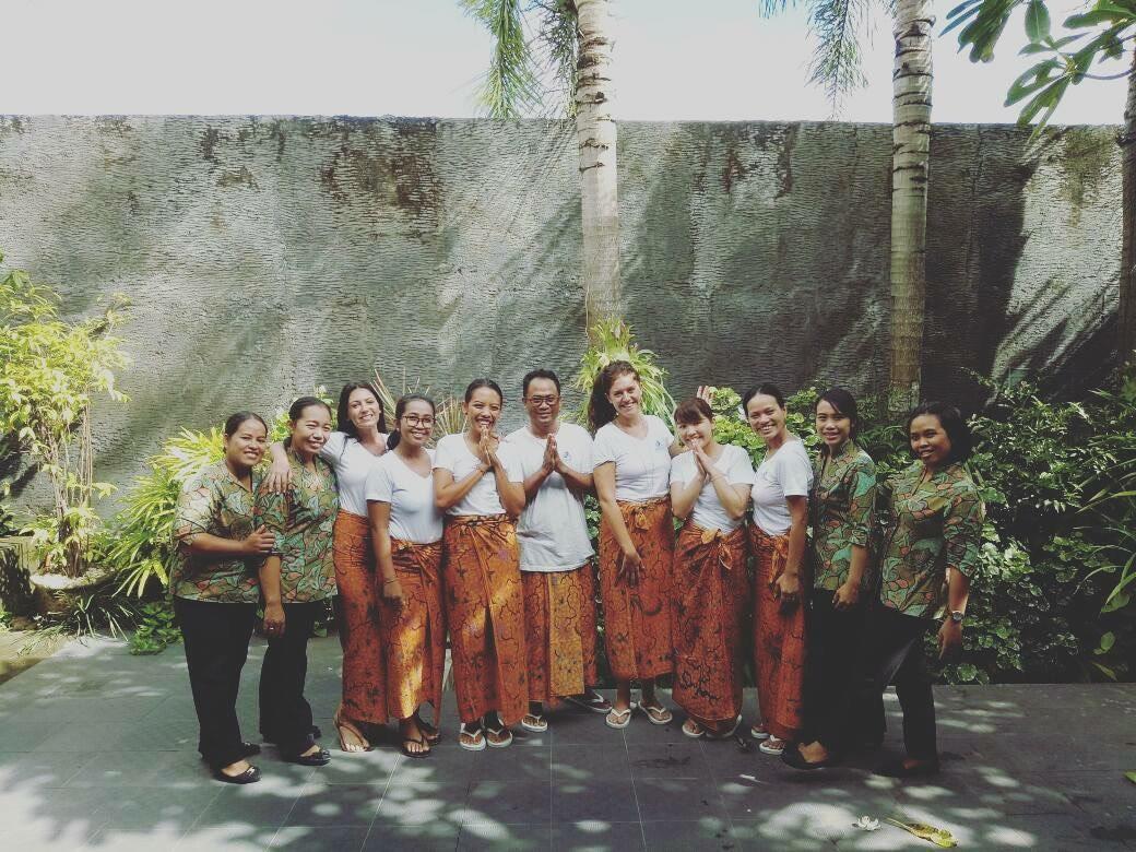 インドネシア留学 東道允紀 Micchy home saloN ミッチーホームサロン 徳島のオイルマッサージ 個室サロン