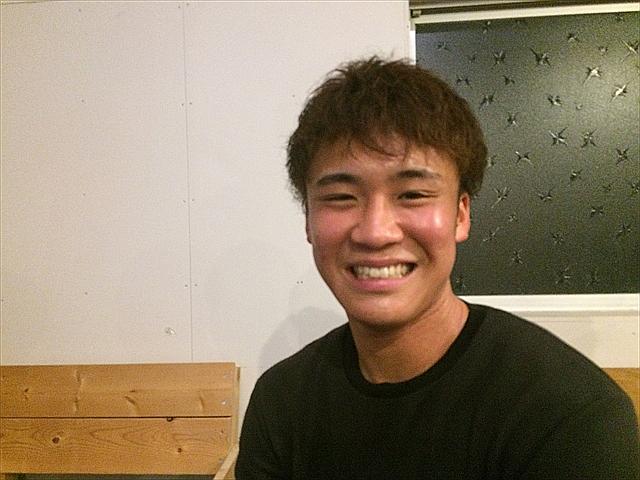 第1回ヴォルティススタジアム 会員限定オフ会 小西雄大選手
