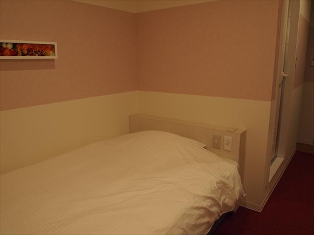 ホテルたいよう農園二番町 女性専用フロア 10階 シングルルーム