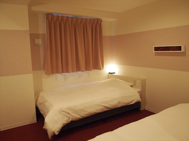 ホテルたいよう農園二番町 女性専用フロア 10階 ツインルーム