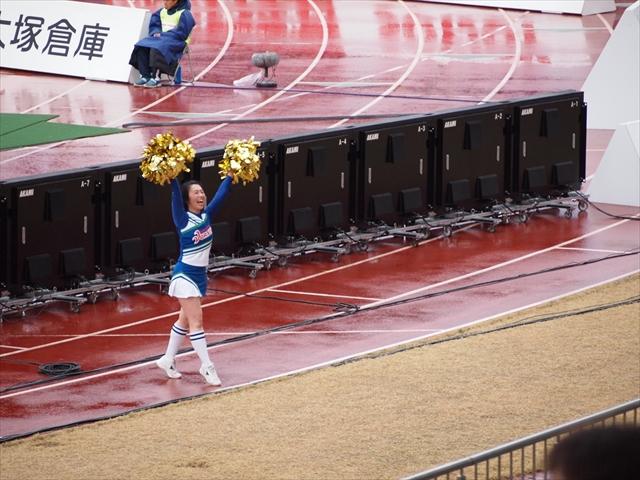 BLUE SPIRIT(ブルー・スピリット) りょうこさん 現地観戦レポート 徳島ヴォルティスvs大宮アルディージャ J2リーグ 第2節 2019年3月10日 ポカリスエットスタジアム
