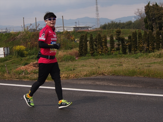 セレッソ大阪 とくしまマラソン2019 Jリーグユニ勢