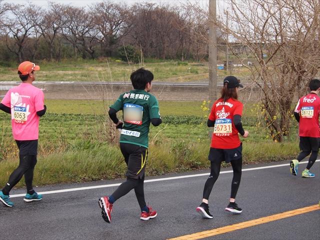 松本山雅 とくしまマラソン2019 Jリーグユニ勢