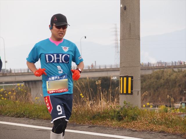 サガン鳥栖 とくしまマラソン2019 Jリーグユニ勢