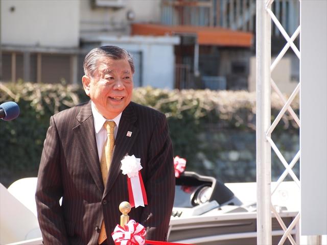 徳島文理大学理事長村崎正人