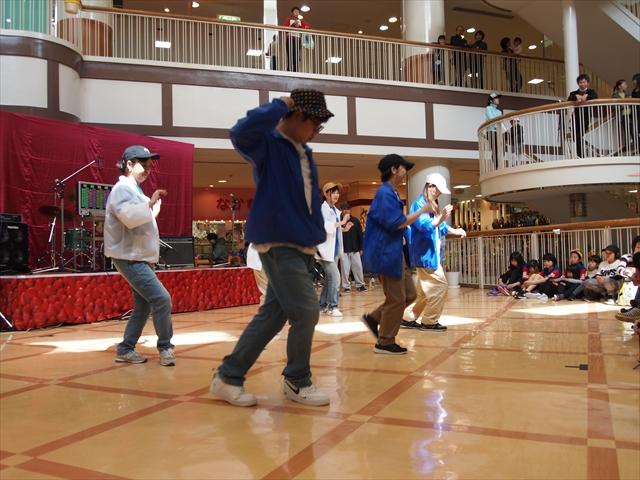 キョーエイルピア店 小松島市 いちご祭り キッズダンス大会