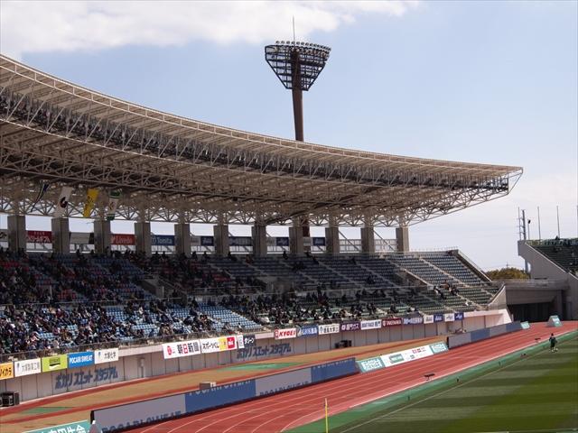 観客数4851人 徳島ヴォルティス 東京ヴェルディ 試合レポート