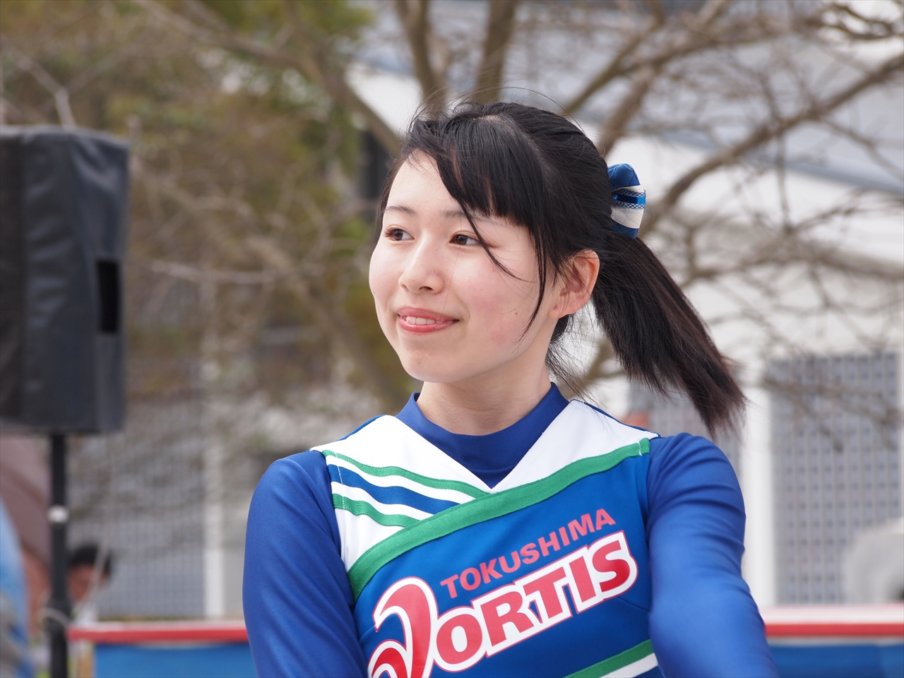 徳島ヴォルティスvsアルビレックス新潟 現地観戦レポート BLUE SPIRIT(ブルー・スピリット) とわちゃん