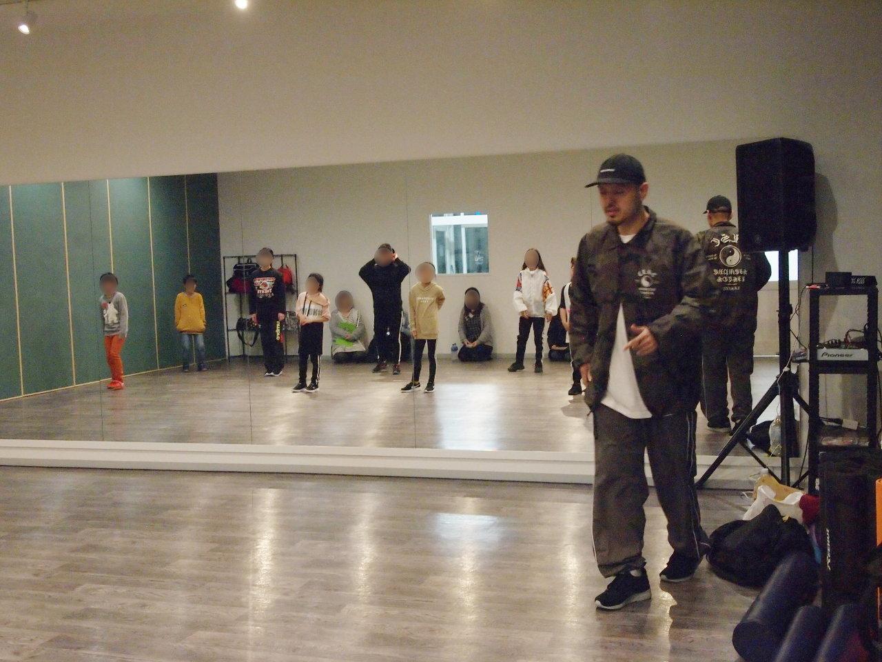 徳島県北島町 ダンススタジオ ダンススクール B.I.G(ビーアイージー)KAZU 岩佐和宏