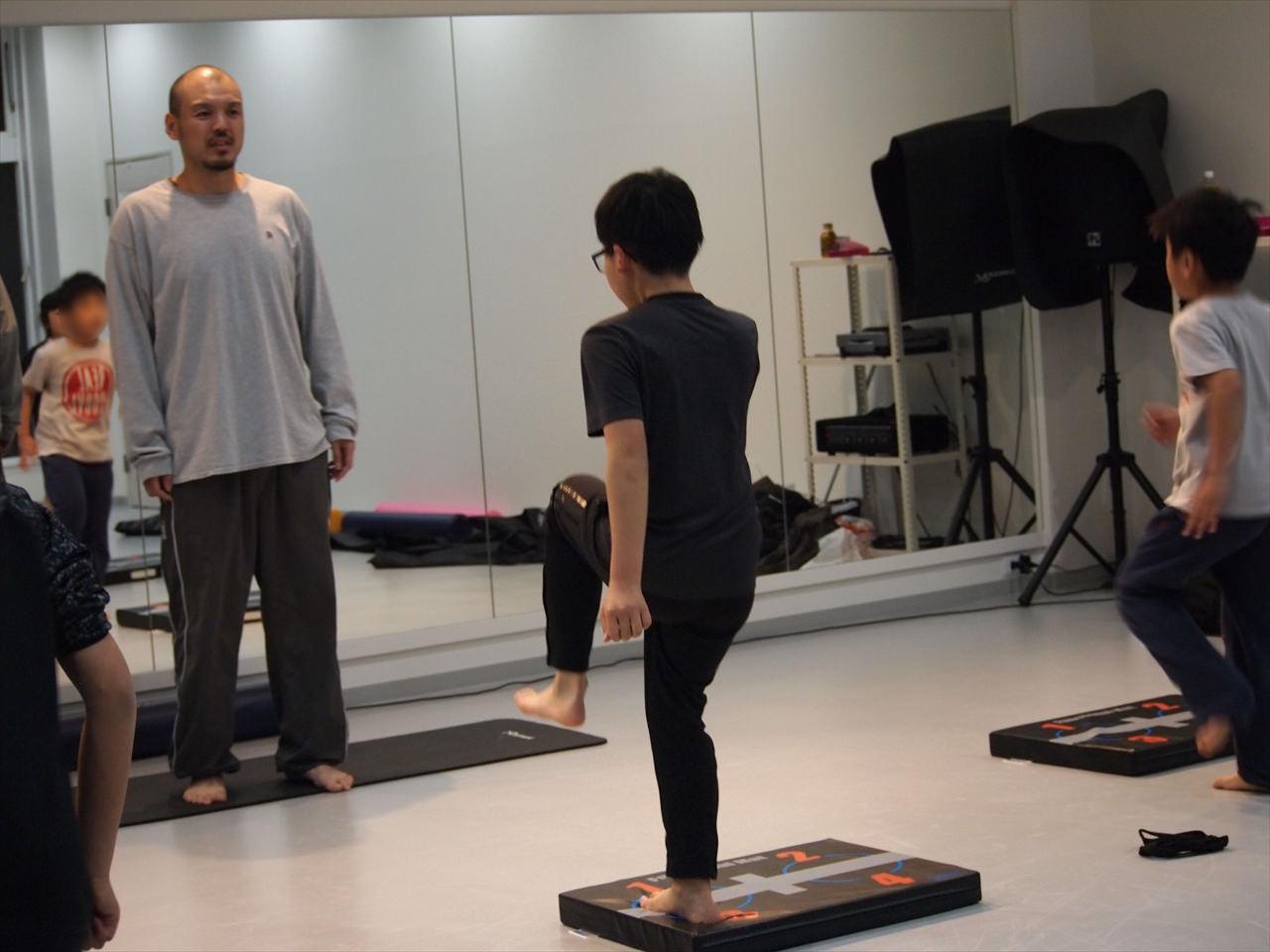 徳島県北島町 ダンススタジオ ダンススクール B.I.G(ビーアイージー) 子どもの身体づくり KAZU 岩佐和宏