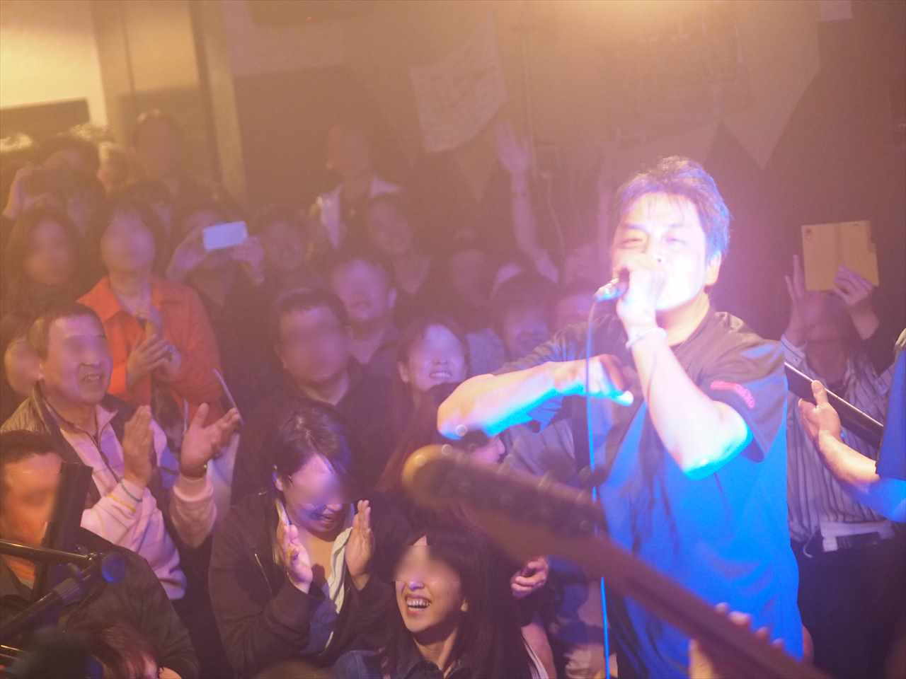 Repeat & F.O 徳島ロックストリート vol.16 LIVE BAR Space