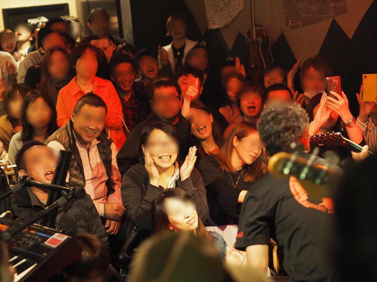 Repeat & F.O 徳島ロックストリート vol.16 LIVE BAR Space