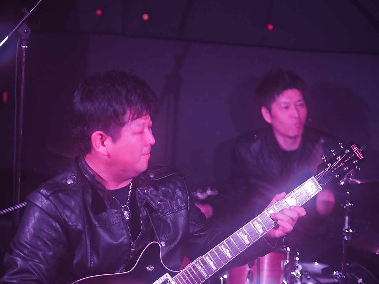 The Sticks bar txaraparta 徳島ロックストリート vol.16