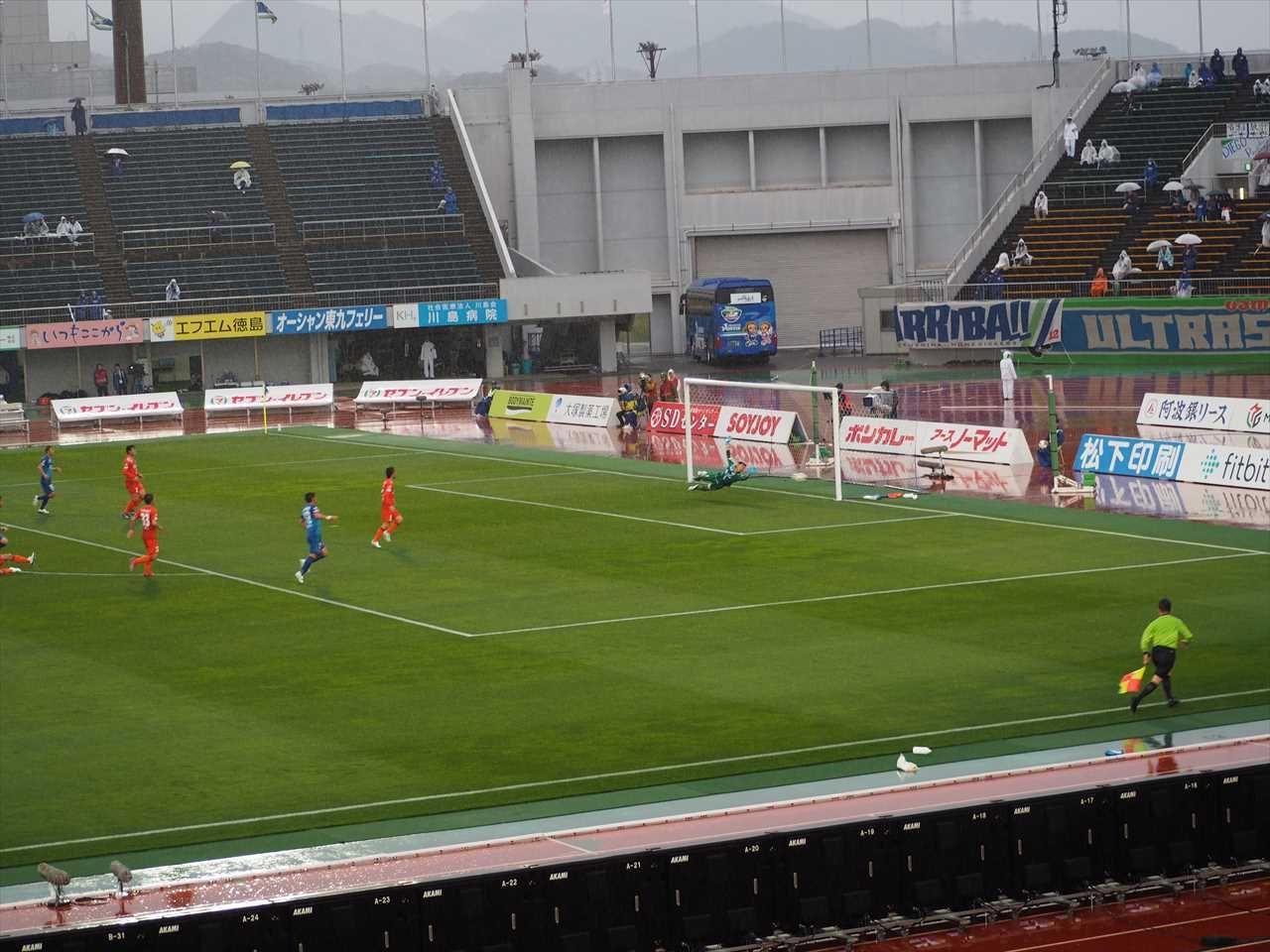野村直輝 四国ダービー2019 2019年4月14日 徳島ヴォルティス 愛媛FC