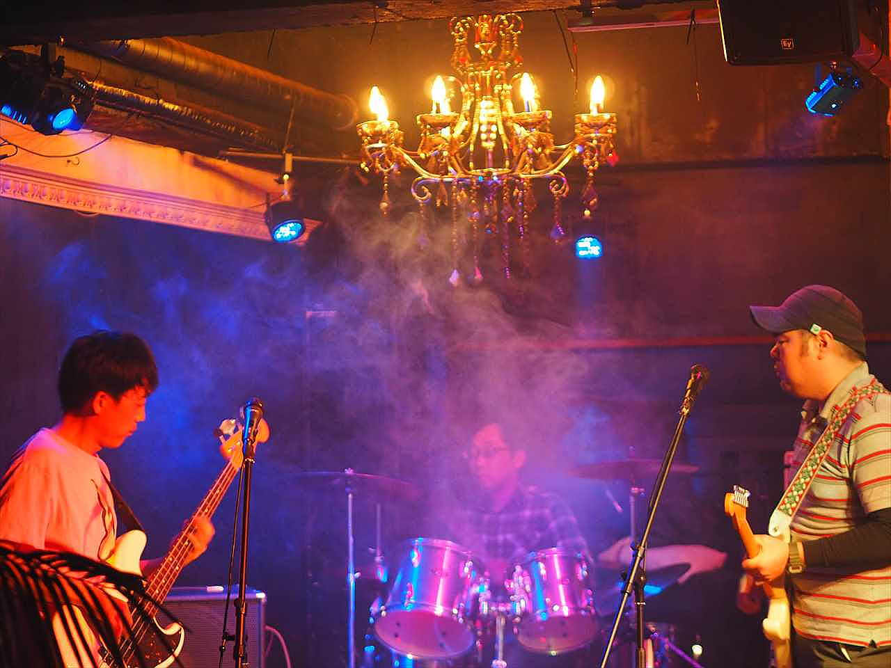 SOFT CREAM LIVE & BAR Funky Chicken 徳島ロックストリート vol.16