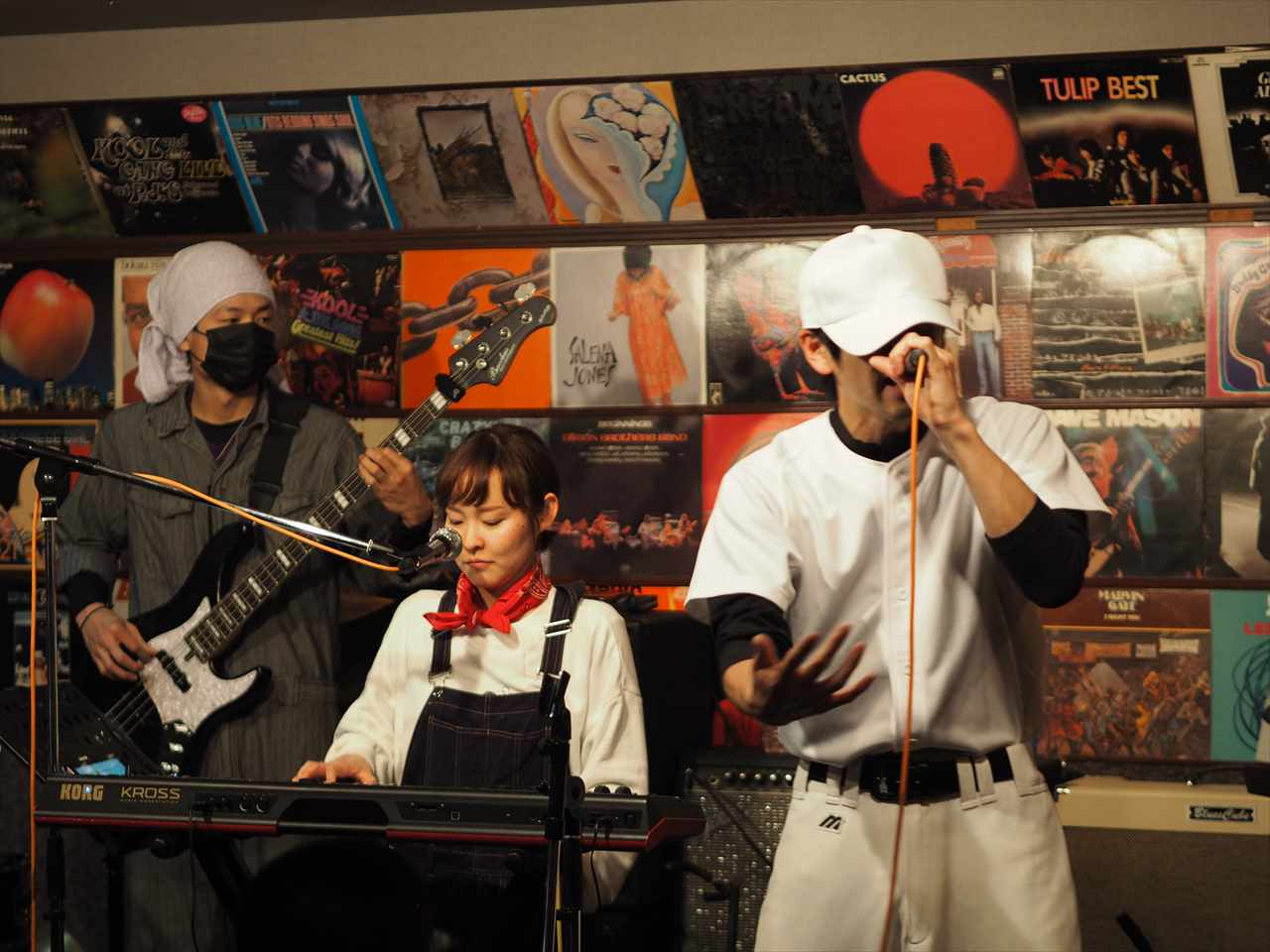 バリキ LIVE & BAR Funky Chicken 徳島ロックストリート vol.16