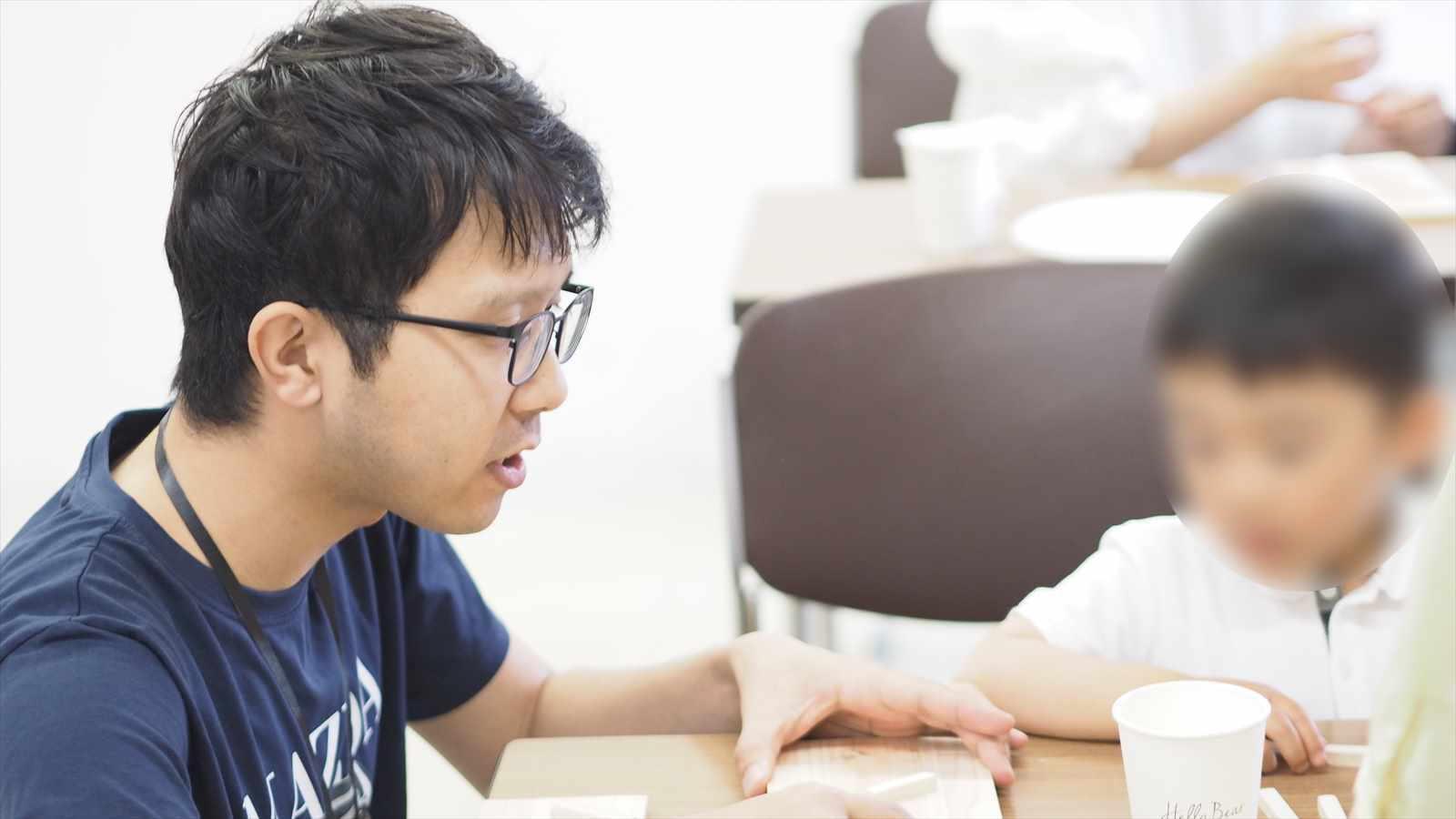 とくしまカラクリ教室 イシハラヤスユキ ジャッキー先生