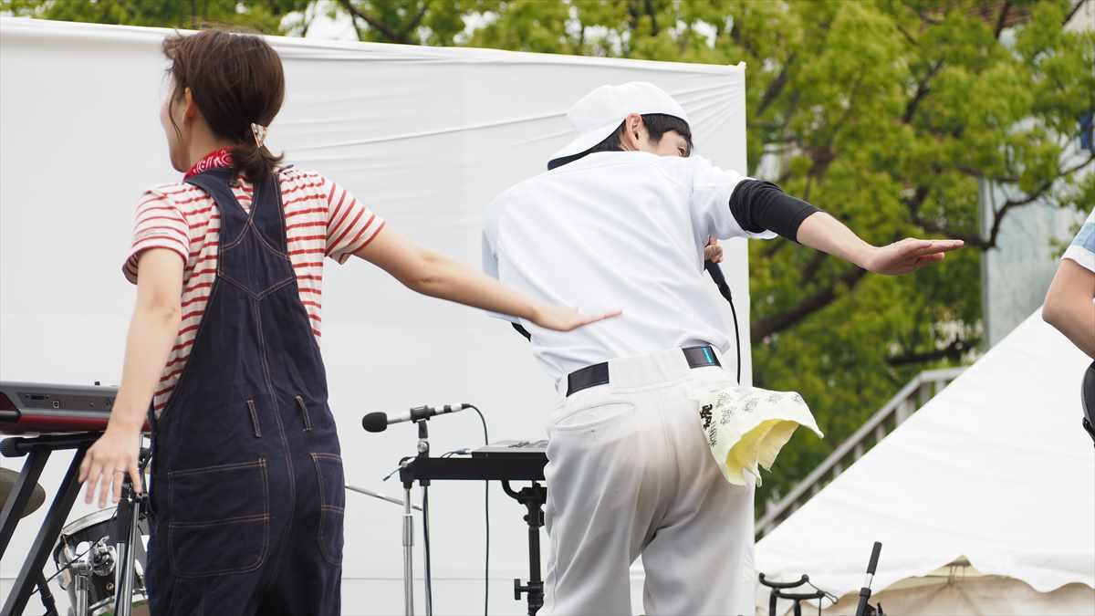 徳島地ビールフェスタ2019 音楽ライブ バリキ 2019年5月18日