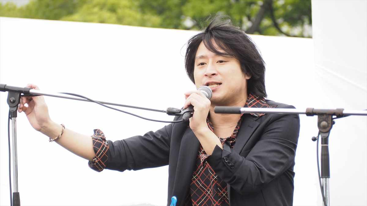 徳島地ビールフェスタ2019 音楽ライブ 小泉満誉(こいずみみつたか) 2019年5月18日