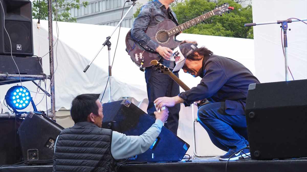 P&J 徳島地ビールフェスタ2019 音楽ライブ 2019年5月19日