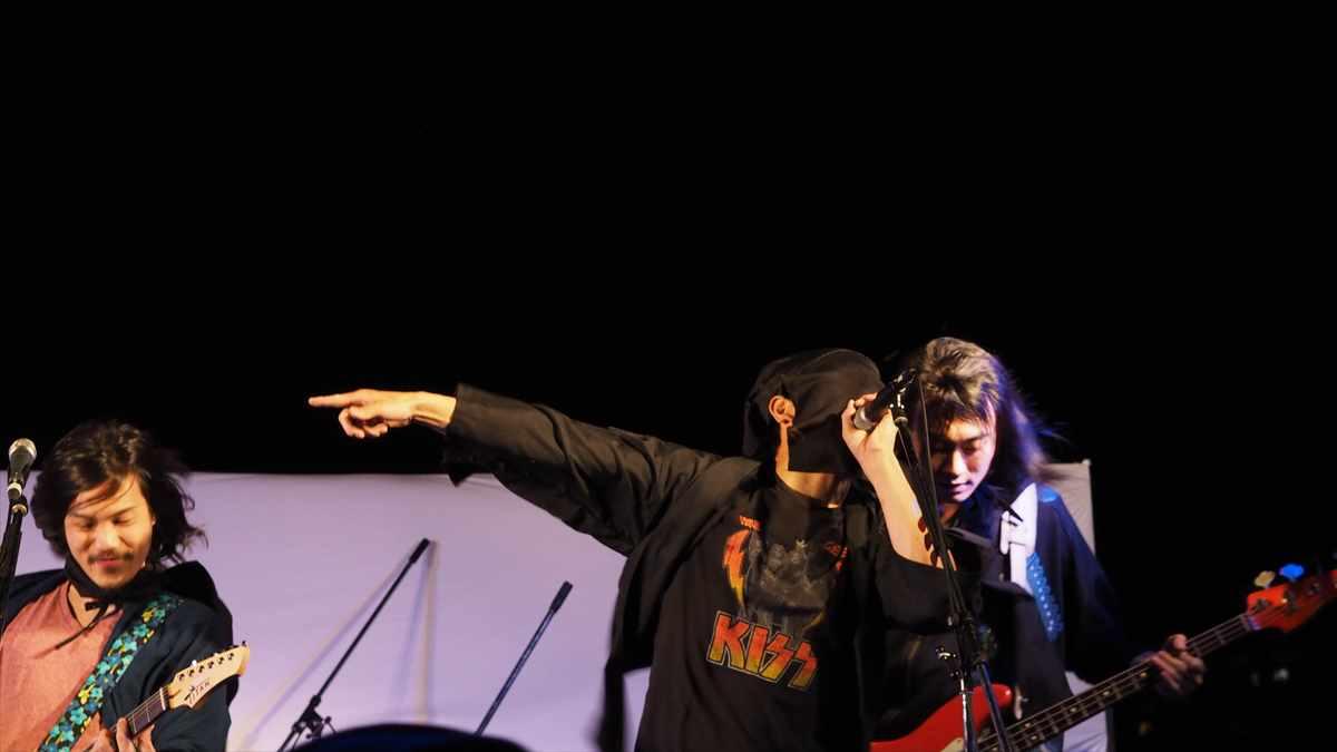 黒子 THE NINJA 徳島地ビールフェスタ2019 音楽ライブ 2019年5月19日
