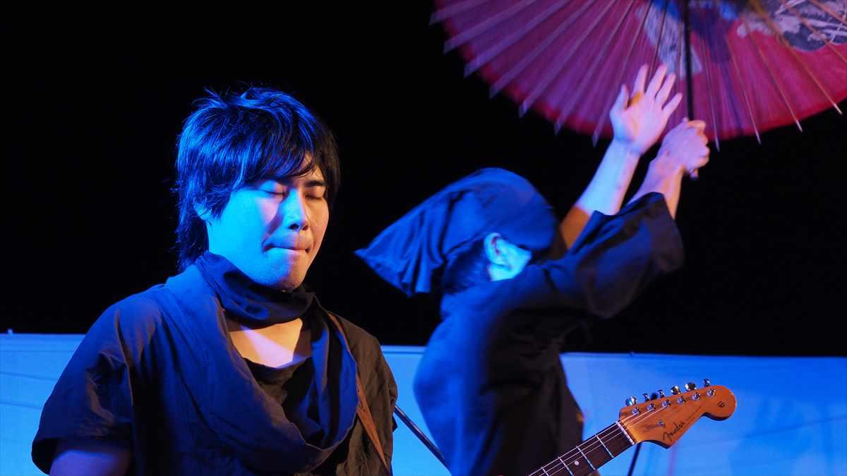 蜂蜜金柑熊五郎 THE NINJA 徳島地ビールフェスタ2019 音楽ライブ 2019年5月19日
