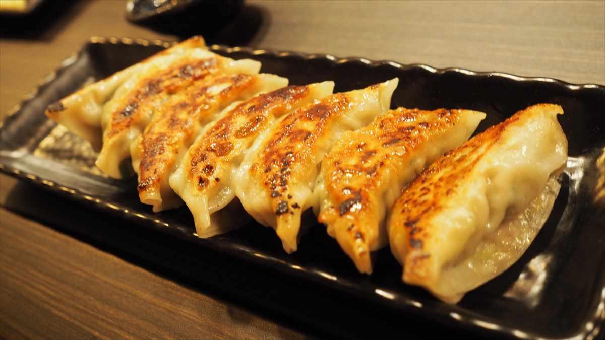 徳島市栄町 創作ダイニング hana 家庭料理 自家製餃子 おいしい