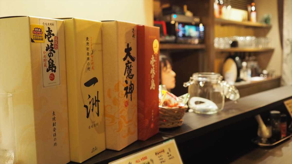 徳島市栄町 創作ダイニング hana 家庭料理 店内画像