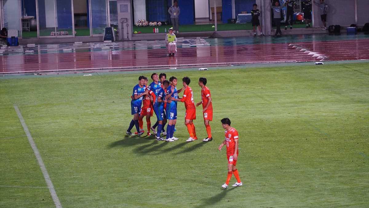徳島ヴォルティス 現地観戦レポート 天皇杯2019年 延長戦