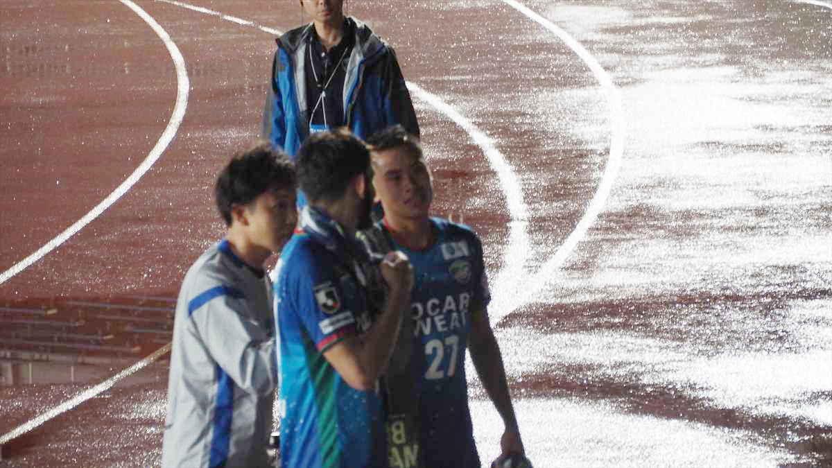徳島ヴォルティス 現地観戦レポート 天皇杯2019年 チャキット ウリンボエフ