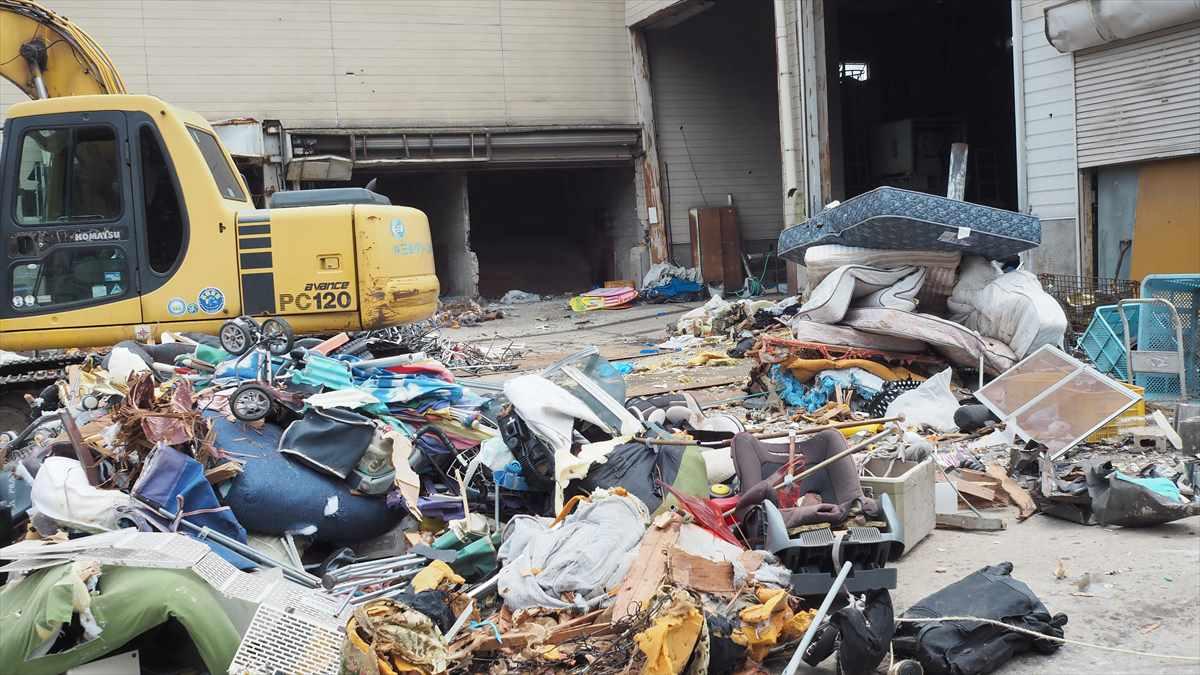 徳島市 粗大ゴミ 持ち込み 三幸クリーンサービスセンター 丈六工場