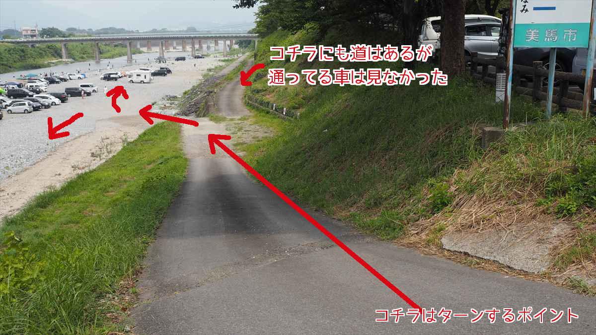 穴吹川ふれあい広場 アクセス 車で行ける 川遊び