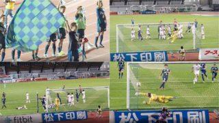 徳島ヴォルティスvs琉球FC ポカリスエットスタジアム