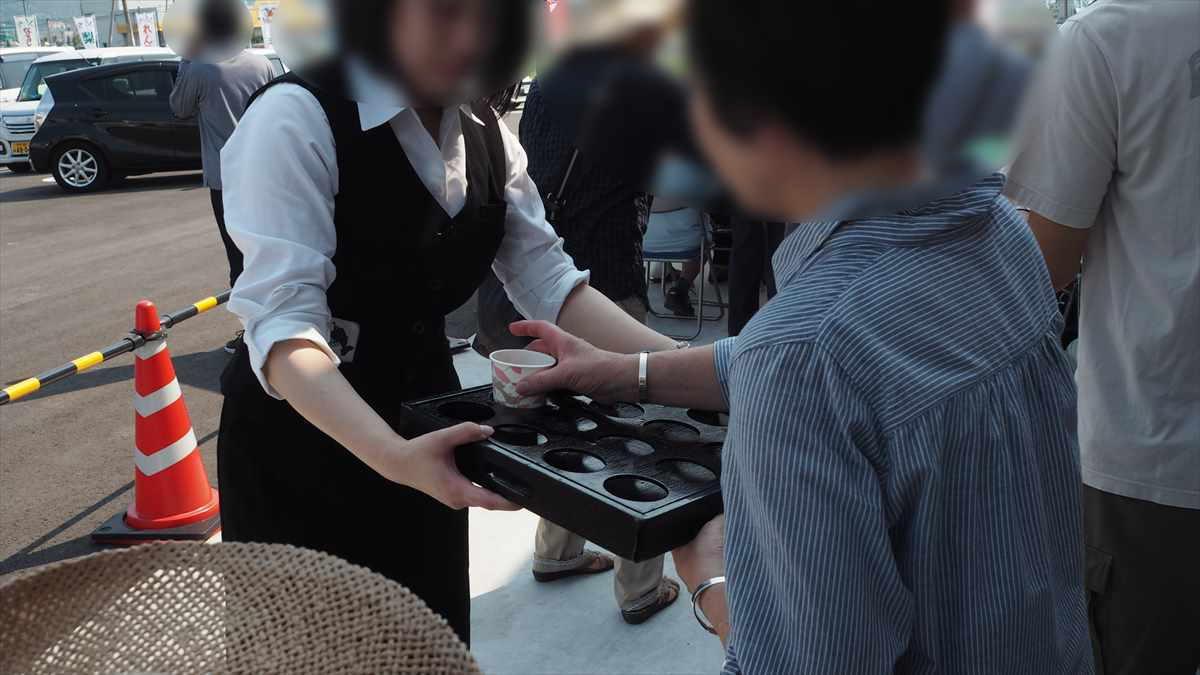 農産物直売所「えがお」 鳴門大津 JA大津松茂 OPEN初日