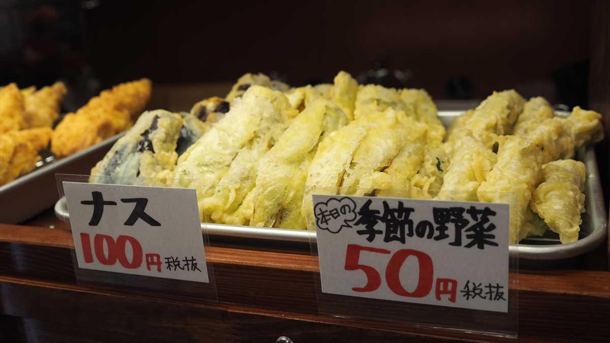 徳島 そばごめ専門店「そばごめ屋」 徳島市中洲 店内システム セルフうどん方式