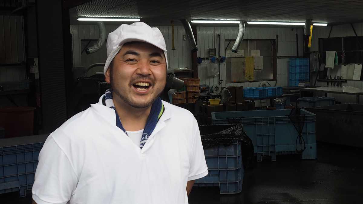 徳島ヴォルティスサポーター採用制度 北村食品 北村雄太 徳島県阿南市新野町