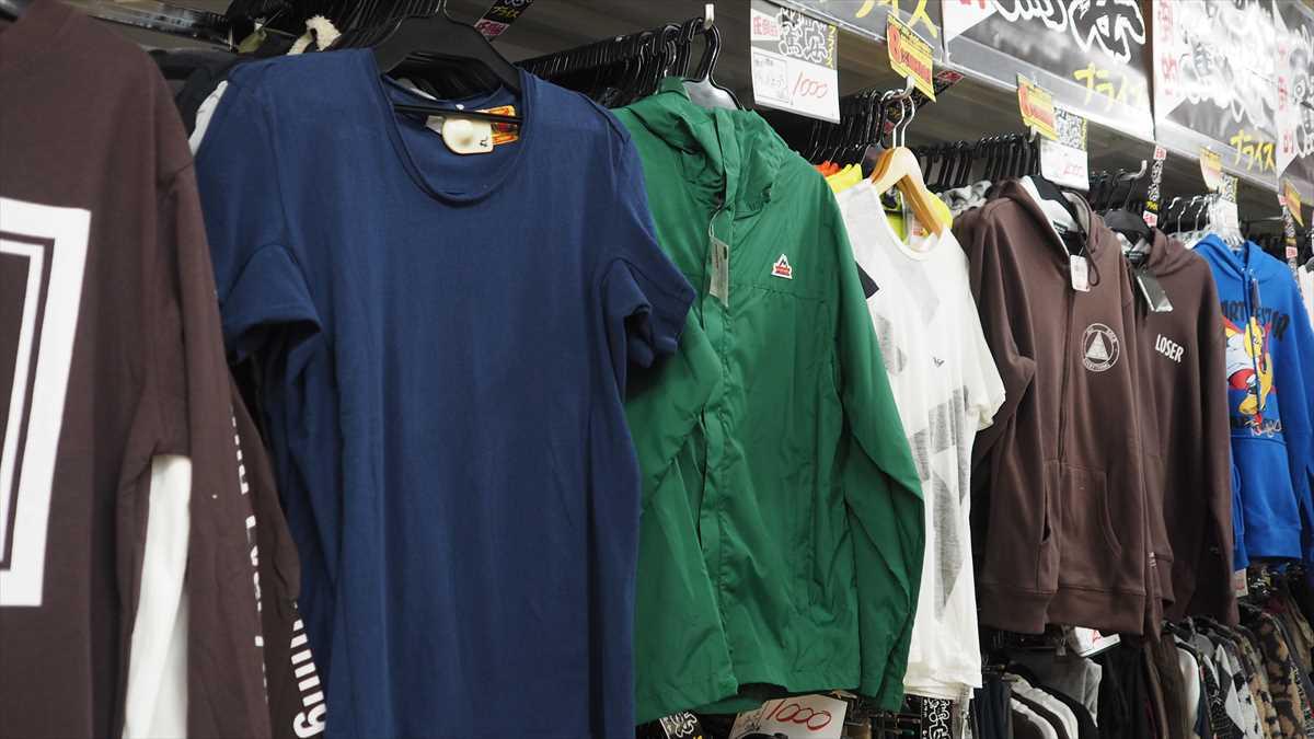 MEGAドン・キホーテ徳島店 衣料品