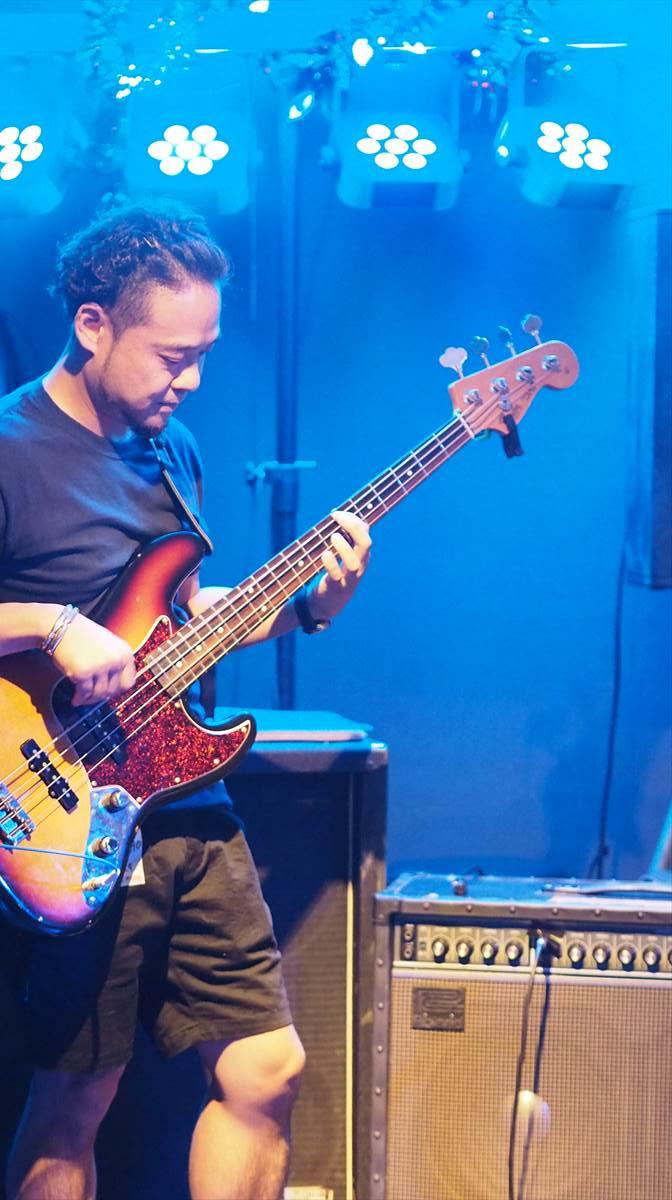 徳島ロックストリート vol.17 2019年9月29日 TENKI YOHO in JIRO'SギターBAR