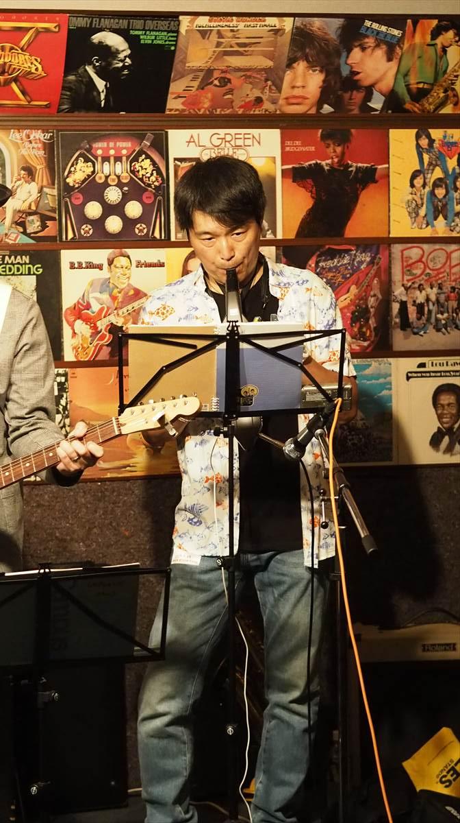 徳島ロックストリート vol.17 2019年9月29日 レセプションズ in Funky Chicken