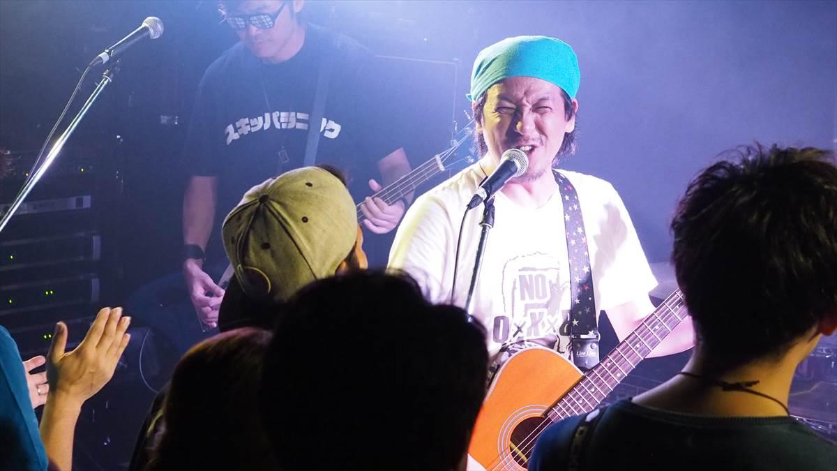 徳島ロックストリート vol.17 2019年9月29日 tuck-neys(ツクネーズ)