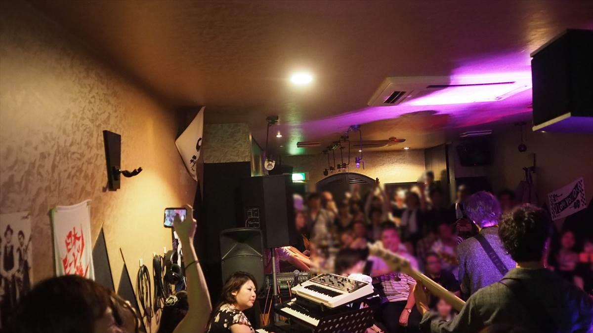 徳島ロックストリート vol.17 2019年9月29日 Space Band