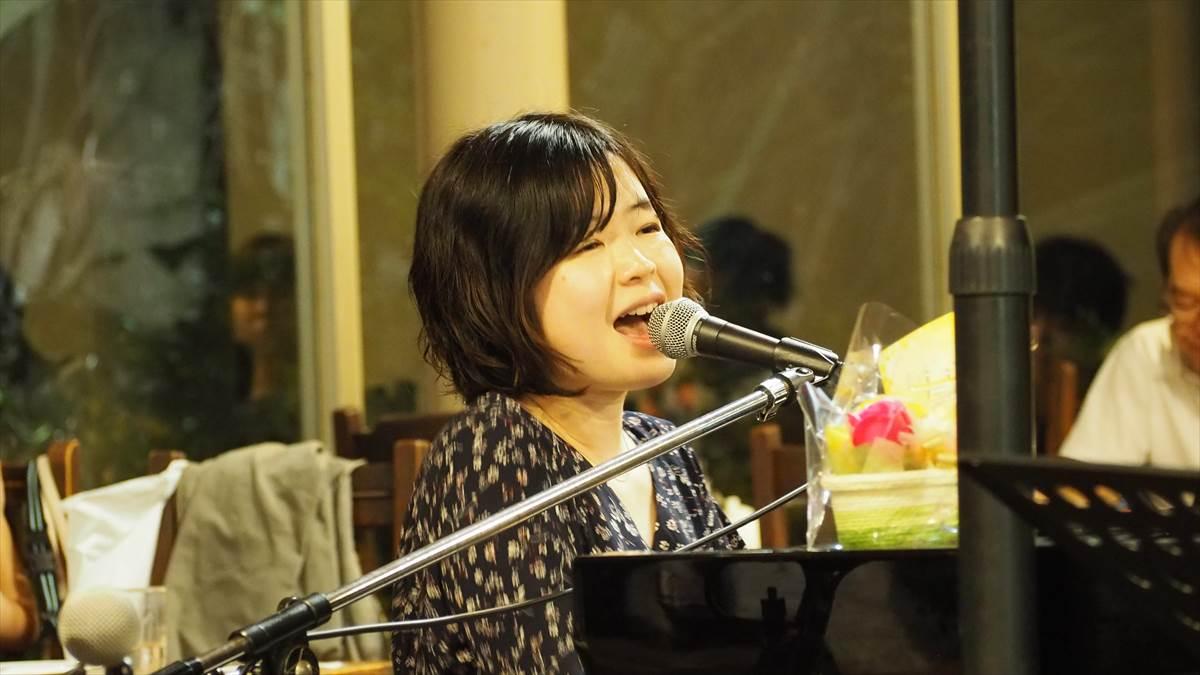 シンガーソングライター cocoro 花杏 徳島ありがとうLIVE