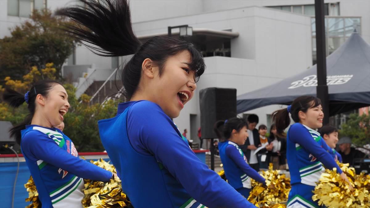 徳島ヴォルティスvsファジアーノ岡山 BLUE SPIRIT(ブルー・スピリット)