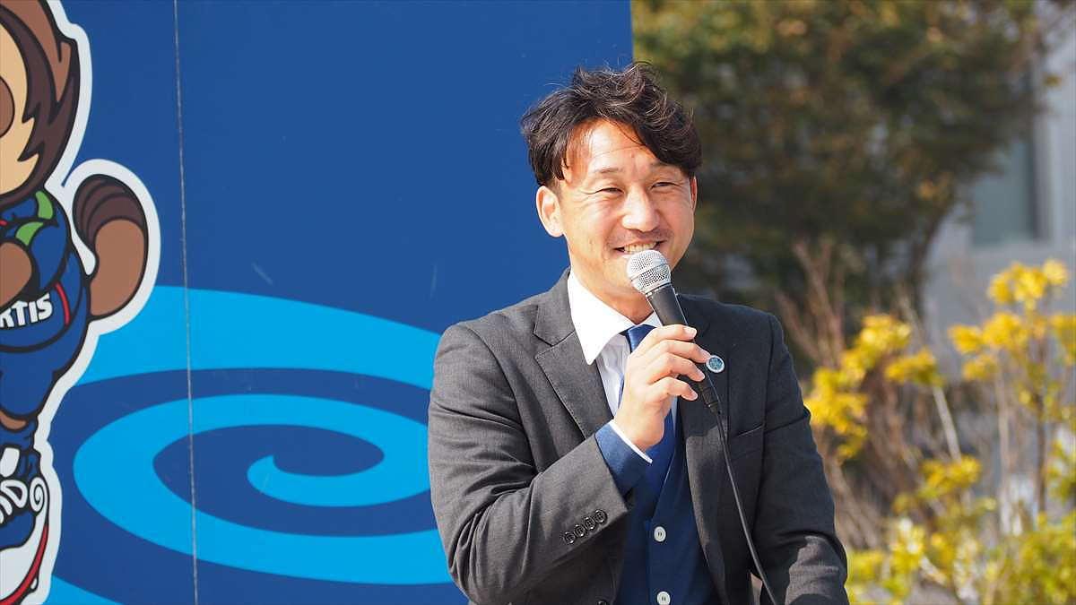 冨田大介 水戸ホーリーホック クラブリレーションコーディネーター 就任 徳島ヴォルティス