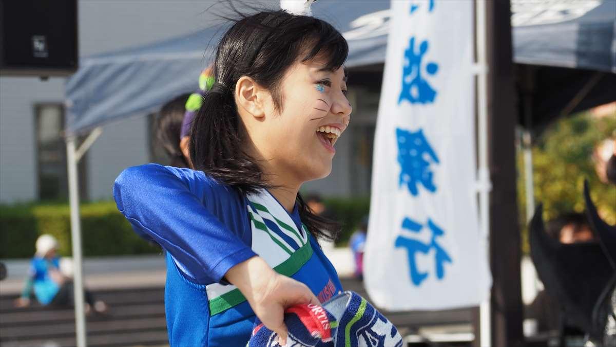 BLUE SPIRIT(ブルー・スピリット) 徳島ヴォルティス チアリーディング部
