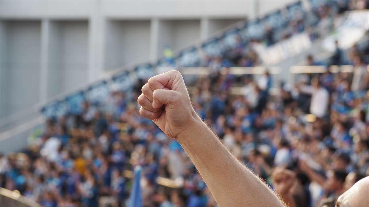 徳島ヴォルティス対水戸ホーリーホック J2リーグ 第38節 2019/10/27 立ち向かえチャント 逆転