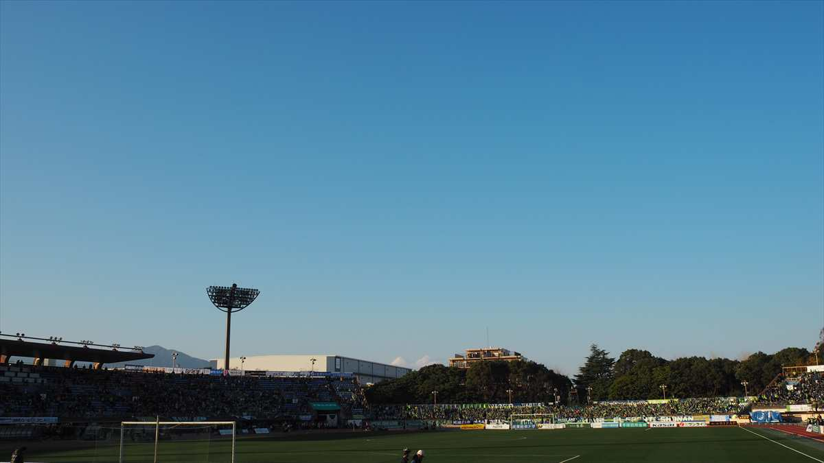 BMWスタジアム J1参入プレーオフ決定戦 徳島ヴォルティス