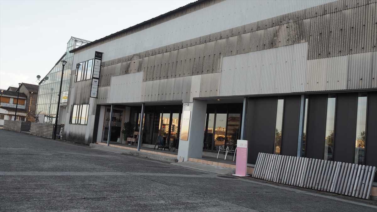 第二倉庫アクア・チッタ 外観