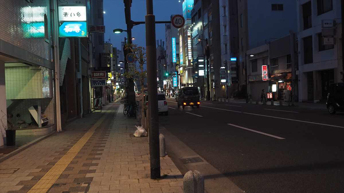 徳島市秋田町 コロナ ライブハウス 中止 誰もいない